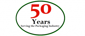website 50 year logo